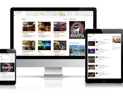 Athens Drinks Online App