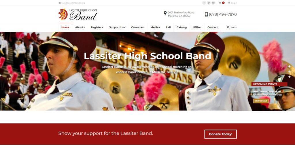 Lassiter High School Band