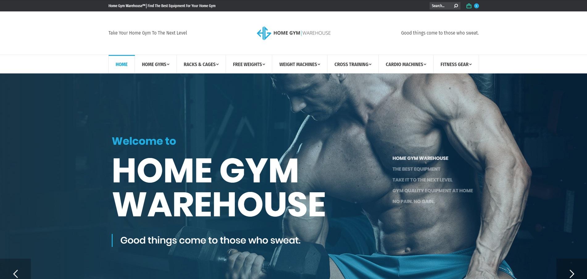 Home Gym Warehouse™